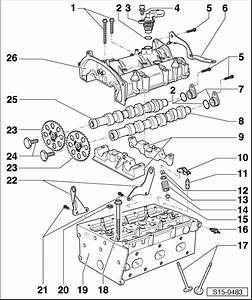 Volkswagen Workshop Manuals  U0026gt  Polo Mk5  U0026gt  Power Unit  U0026gt  3