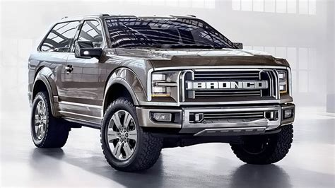 Ford Bronco By 2020 Review  New Cars Review