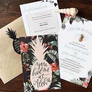 best 20 hawaiian invitations ideas on pinterest luau With maui destination wedding invitations