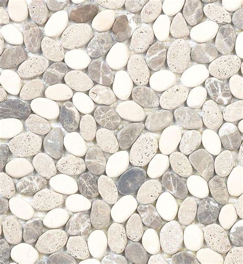 pebble floor tiles pebble shower floors just say no jones sweet homes