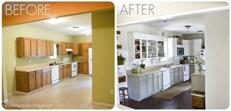 best way to update kitchen cabinets kitchen remodels before and after home improvement 9250