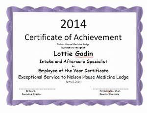 employee of the year certificate template microsoft word With employee of the year certificate template free