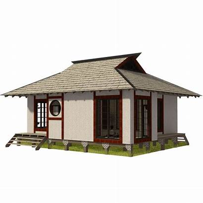 Japanese Plans Houses Modern Plan Cottage Wooden