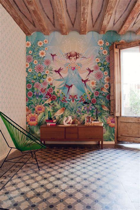 Beautiful Illustrative Wallpapers 8 creative illustration wallpapers ideas design ideas