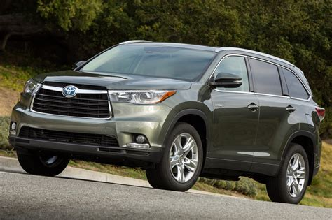 suv toyota used 2016 toyota highlander hybrid for sale pricing