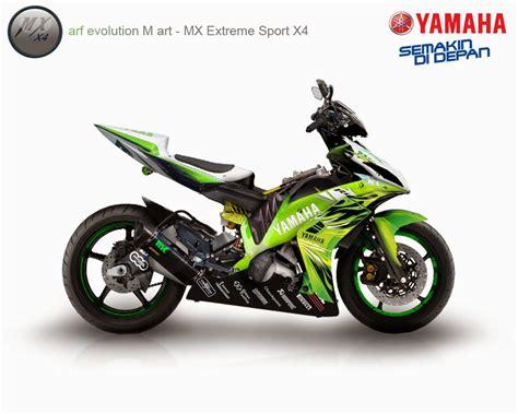 Modifan Mx by Modifikasi Motor Yamaha Jupiter Mx Lucu Dan Keren