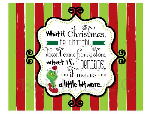 the grinch christmas movie quotes quotesgram
