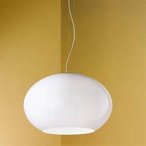 Earth moderna lampada a sospensione per cucina in vetro for Lampada per cucina