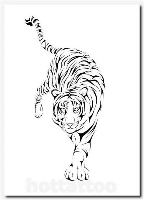 25+ best ideas about Tribal tiger tattoo on Pinterest | Tribal tiger tattoo, Tiger tattoo design
