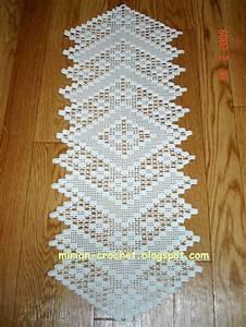Hand Some Patterns Crochet Doily Diagram