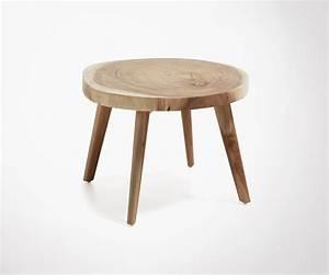 Table Basse Boheme : table basse 65cm design style ethnique boheme d couvrir ~ Teatrodelosmanantiales.com Idées de Décoration