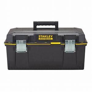 Stanley Fat Max : stanley fatmax 23 in tool box 023001w the home depot ~ Eleganceandgraceweddings.com Haus und Dekorationen