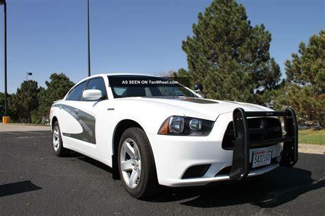 2012 Dodge Charger Interceptor by 2011 Dodge Charger Pursuit Interceptor Hemi 5 7 Liter