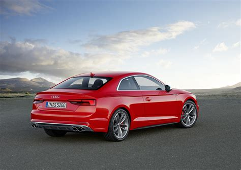 Introducing The New 2017 Audi A5 Coupe