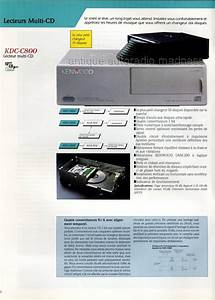 Catalogue Autoradio Kenwood Vintage 1993