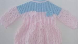 robe bebe au tricot vestido para bebe 1 2 youtube With robe tricot bébé