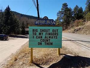 India Hills Community Center Displays Sign with Countless ...
