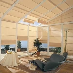 Store De Veranda Interieur : velum de v randa sur mesure store v randa ~ Voncanada.com Idées de Décoration
