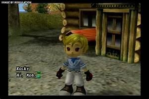 Harvest Moon A Wonderful Life Usa Nintendo Gamecube