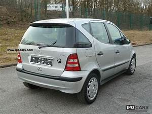 Mercedes Classe A 160 Cdi : 2003 mercedes benz a 160 cdi classic car photo and specs ~ Medecine-chirurgie-esthetiques.com Avis de Voitures