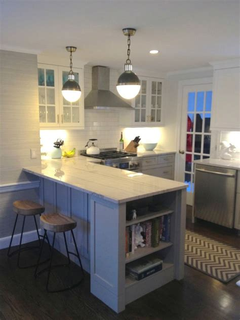 Kitchen Peninsula by Best 25 Kitchen Peninsula Ideas On Kitchen