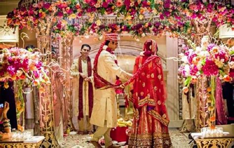Seven Vows Of Hindu Marriage