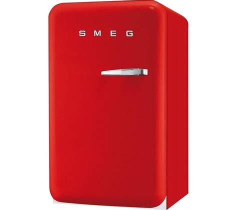 Buy Smeg Fab10lr Fridge  Red  Free Delivery Currys