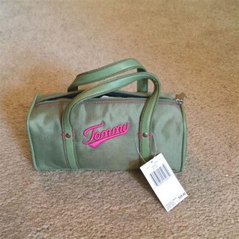 tommy satchel handbag nwt satchel handbags tommy hilfiger bags satchel