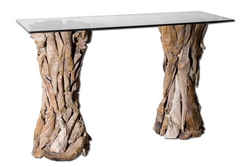 Uttermost Entry Tables by 20 Beautiful Glass Entry Table Ideas