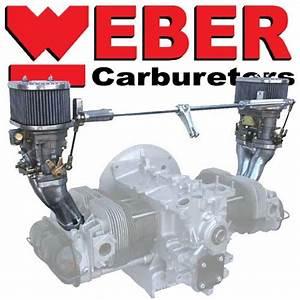Cb Performance Dual Idf Weber Carburetor Kits  Type 1  Type 3  And Type 4 Engines