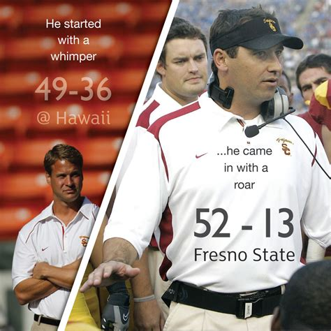 Lane Kiffin Meme - a great start for sarkisian and the usc trojans