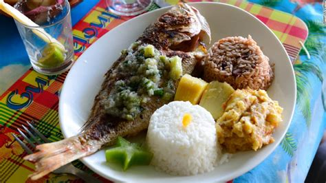 cuisine guadeloupe vacation in the caribbean with air