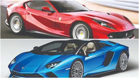 Super luxury cars run into high taxes, policy wall
