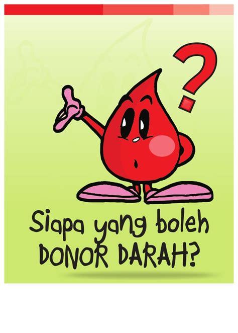 Wanita Cepat Datang Bulan 4 Donor Darah Pmr We Care We Share