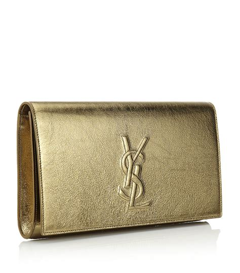 ysl bag 11 gold ysl clutch ysl china wholesale