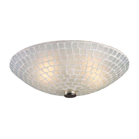 nickel semi flush ceiling lights plc lighting 4 light satin nickel ceiling semi flush mount