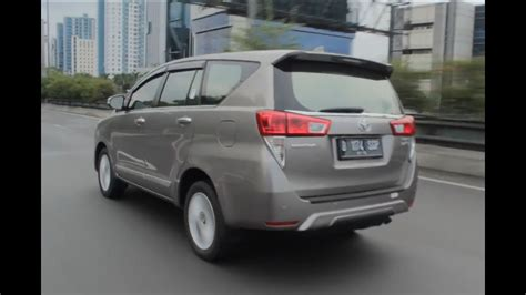 Toyota Kijang Innova 4k Wallpapers by Toyota All New Kijang Innova 2016 Review Indonesia