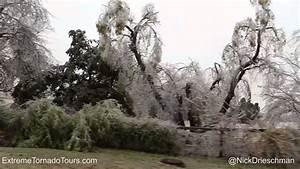 Major Oklahoma Ice Storm  November 27-28  2015