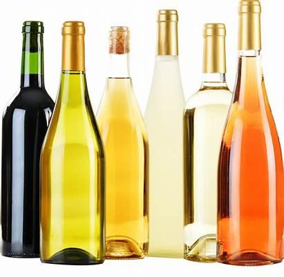 Bottle Wine Label Clip Champagne Clipart Cliparts