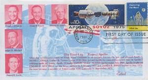 Americas Astronauts FDCs