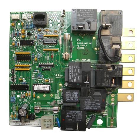 Spa Circuit Board