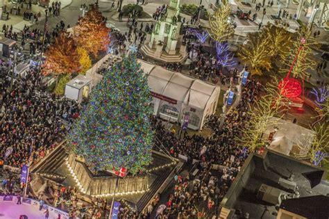 cus martius tree lighting 2017 celebrate the season at cus martius park metro
