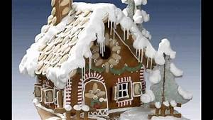 Lebkuchenhaus Selber Machen : lebkuchenhaus weihnachten ideen youtube ~ Watch28wear.com Haus und Dekorationen