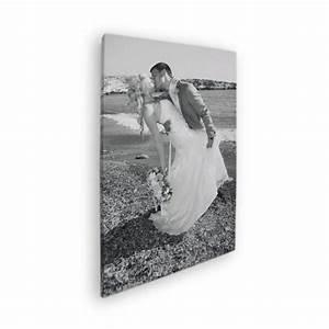 Tableau Photo Noir Et Blanc : tableau noir et blanc imprimez vos photos sur toile noir ~ Melissatoandfro.com Idées de Décoration