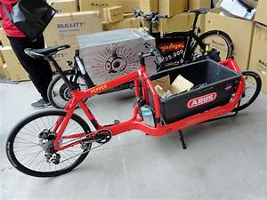BFS2015: Cargo Bikes Everywhere We Look - Bikerumor