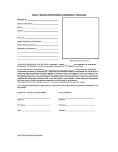 16310 artwork release form 2 free printable employee review form business free