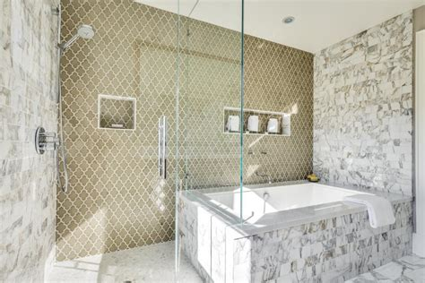 lindsay chambers of lindsay chambers design designer of this master bath sees a preference for clean lines and abundant light including in kitchens our 40 fave designer bathrooms hgtv
