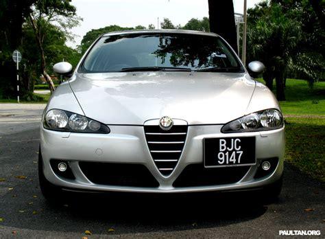 Alfa Romeo 147 20 Twinspark Selespeed Test Drive