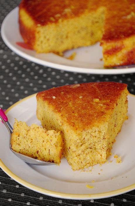 cuisine polenta gâteau à l orange et à la polenta clea cuisine