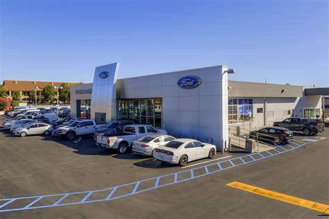 Redlands Ford Dealership - Pence Construction
